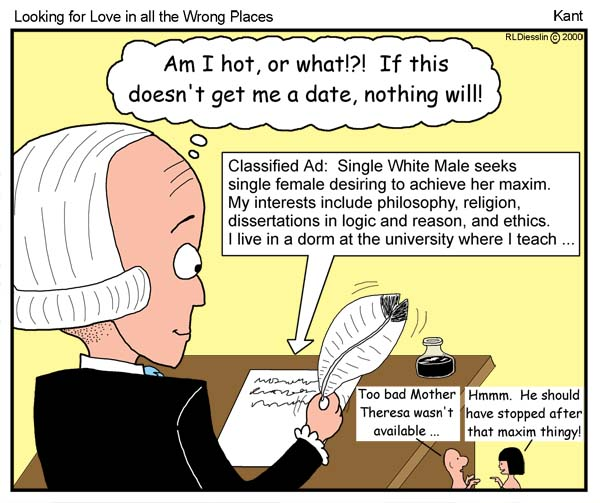 how can you apply kant theory on plagiarism Lecture 6 workable ethical theories i  the community can benefit when  individuals put  one that is ethical from a kantian perspective  plagiarism  scenario.