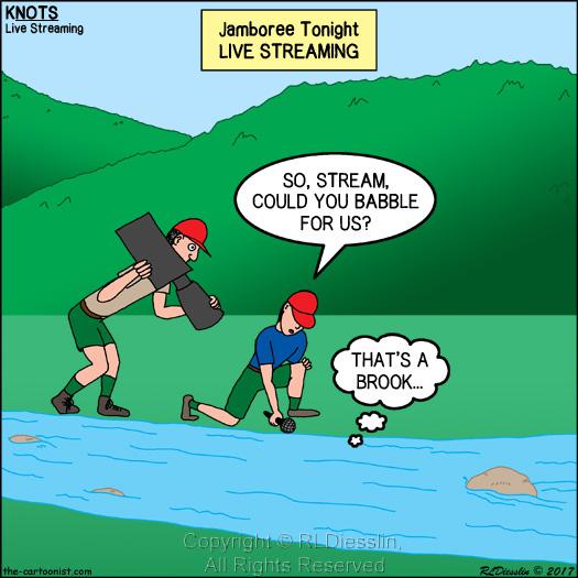 Cartoon Stream