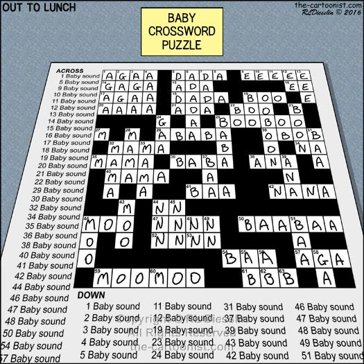 Crossword dating option